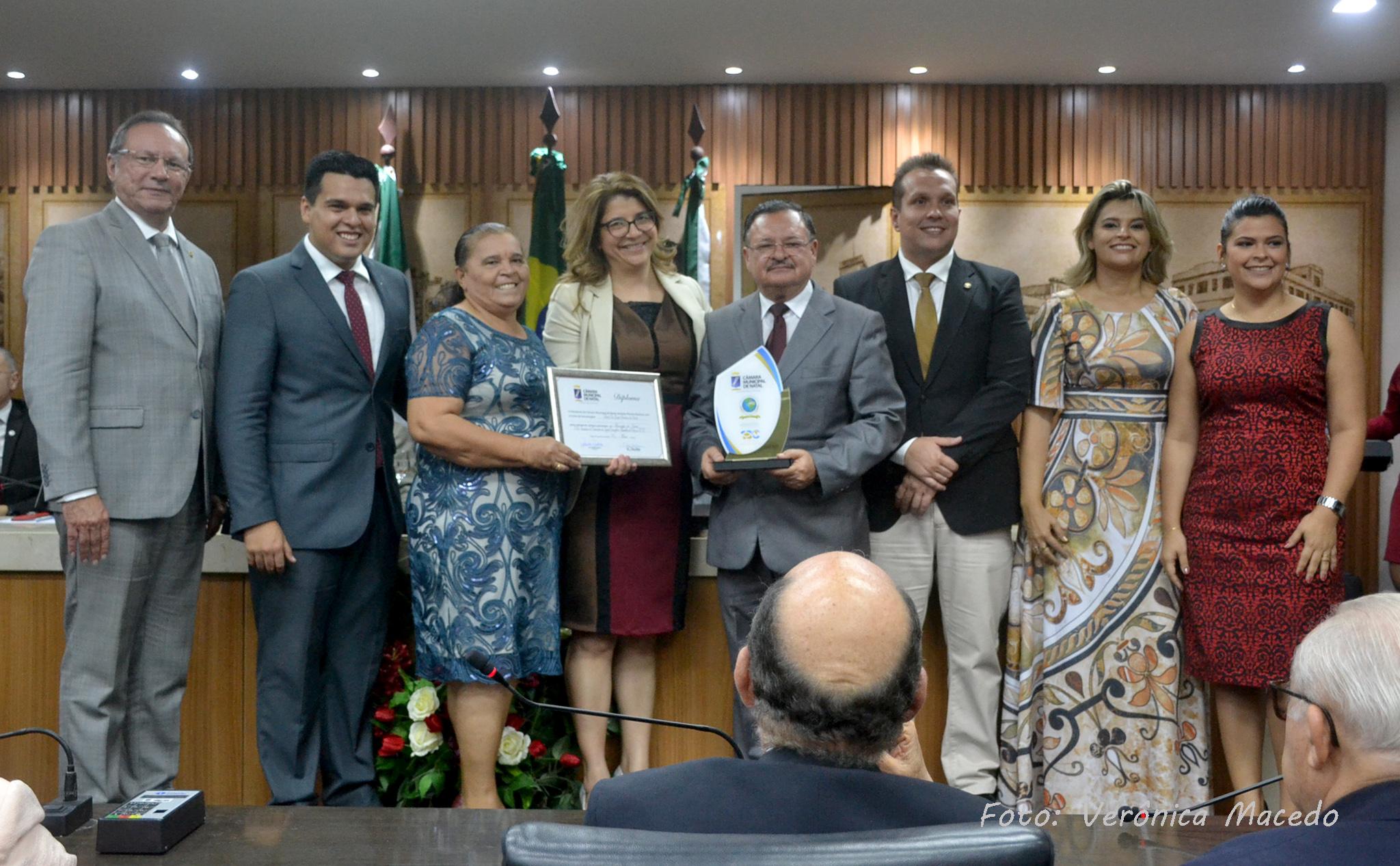 Vereadores homenageiam Assembleia de Deus por 100 anos no RN