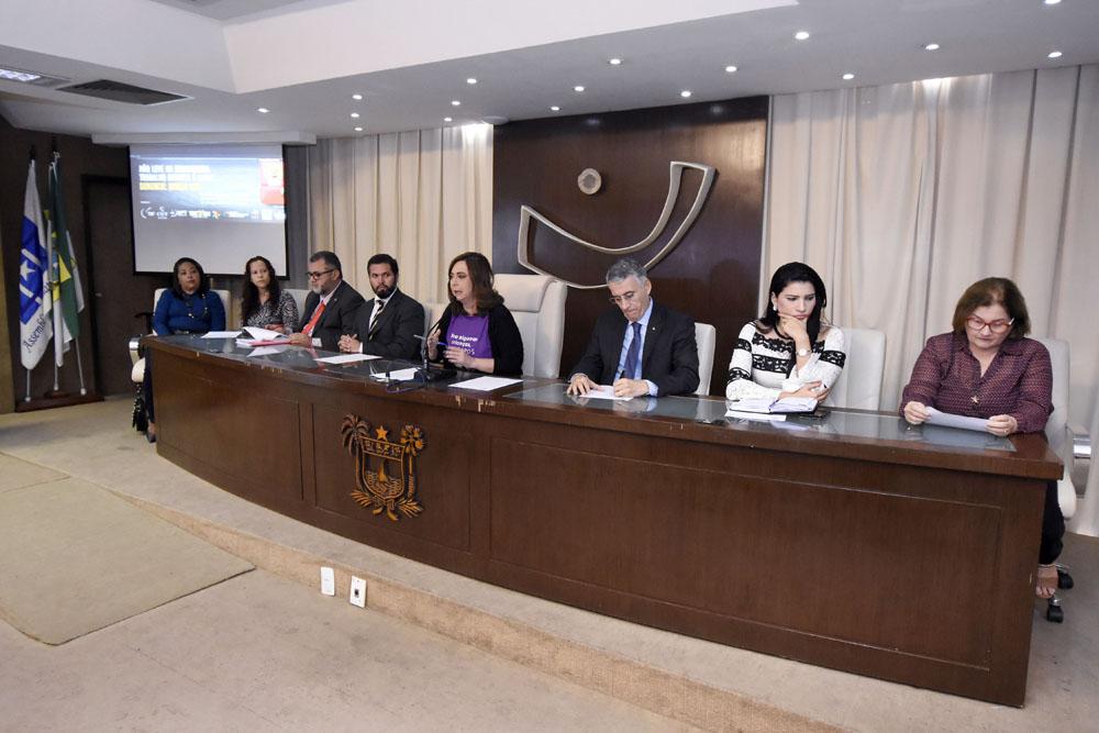Assembleia Legislativa do RN apoia campanha do judiciário contra trabalho infantil