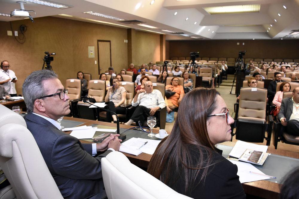 Assembleia Legislativa do RN discute valorização e direitos da pessoa idosa