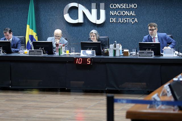 CNJ homologa acordo de tribunal sobre distribuição de cargos e comissões