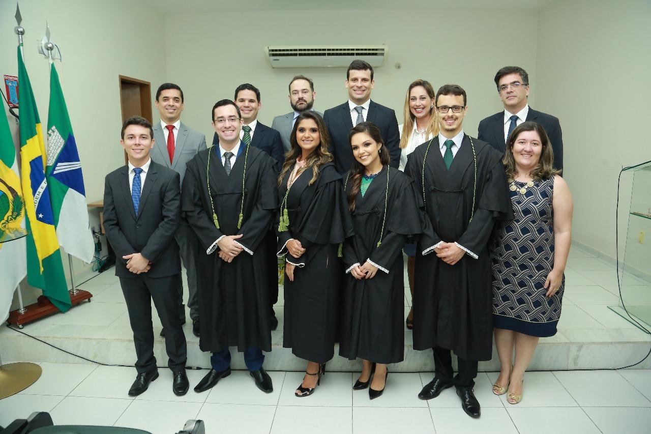 Defensoria Pública do RN empossa novos defensores estaduais