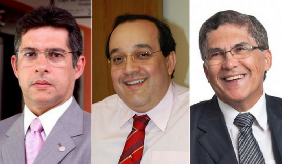 Eleição OABRN Paulo Teixeira, Erick Pereira e Aldo Medeiros lideram preferência para Conselho Federal