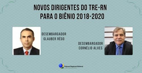 Eleição para definição da nova presidência do TRE-RN será em 04 de julho