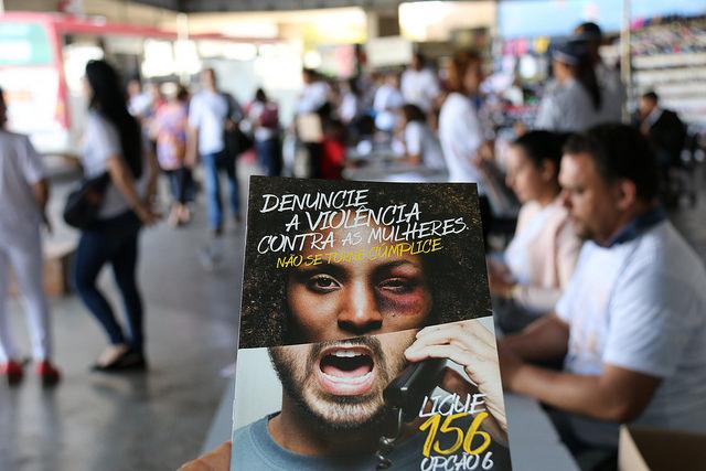 Justiça concede 236 mil medidas protetivas em 2017