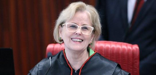 Ministra Rosa Weber é eleita presidente do TSE