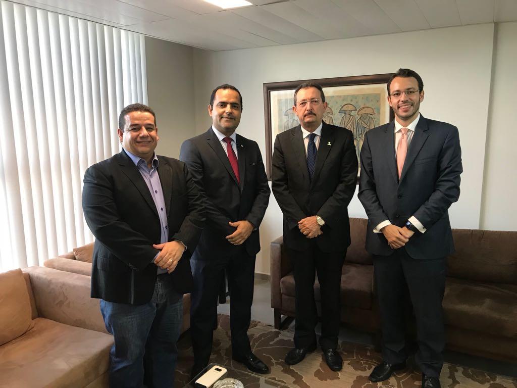 OABRN e TCERN discutem contratação de advogados por entes públicos
