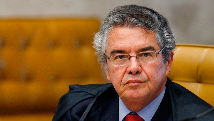 STF escolhe ministro Marco Aurélio para a vaga de ministro substituto do TSE