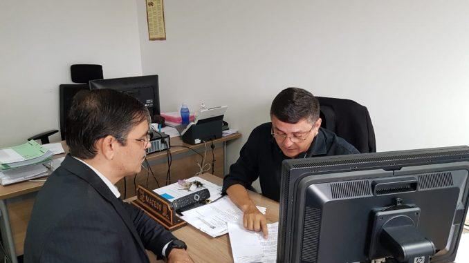 Secretário de Segurança participa de reunião no CIOSP sobre o Mossoró Cidade Junina