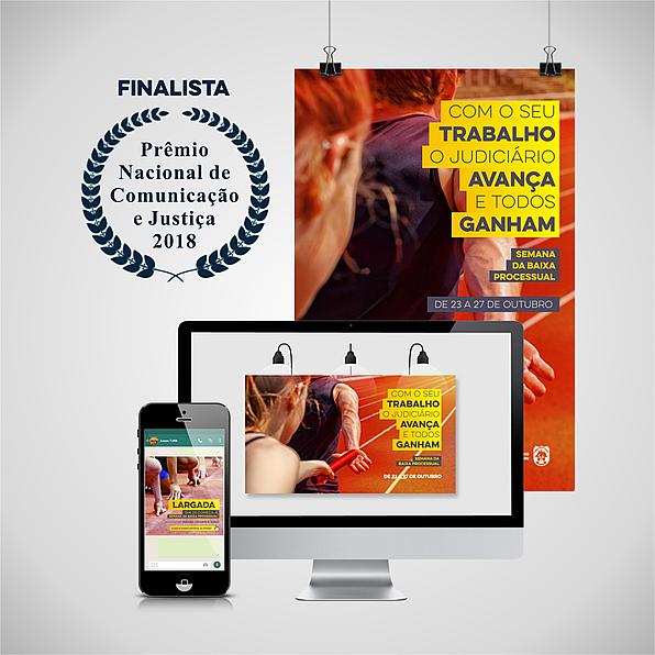 TJRN é finalista do Prêmio Nacional de Comunicação e Justiça