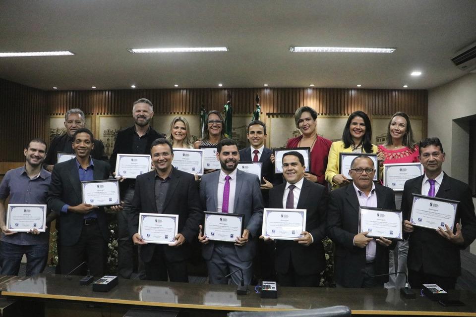 TV Câmara Natal comemora 15 anos de história em sessão solene