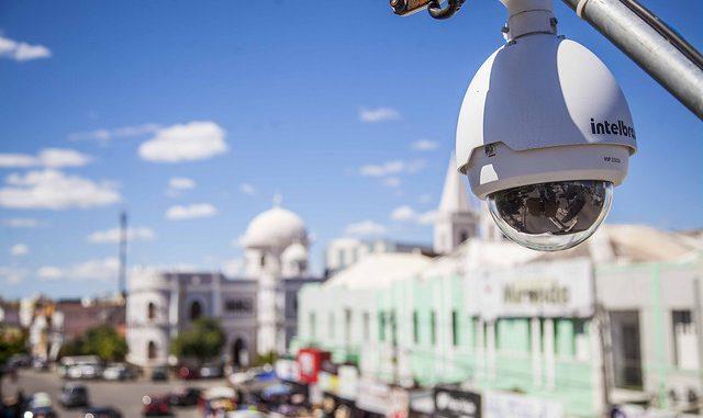 Videomonitoramento auxilia na identificação de ocorrências criminosas em Mossoró