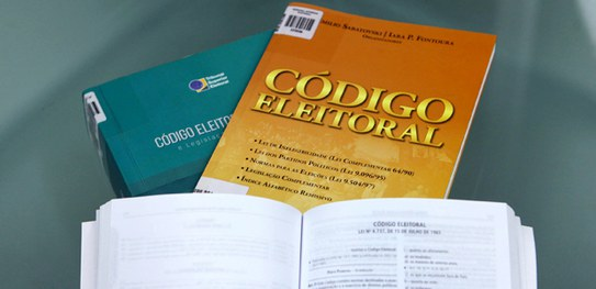 Código Eleitoral completa 53 anos neste domingo (15)