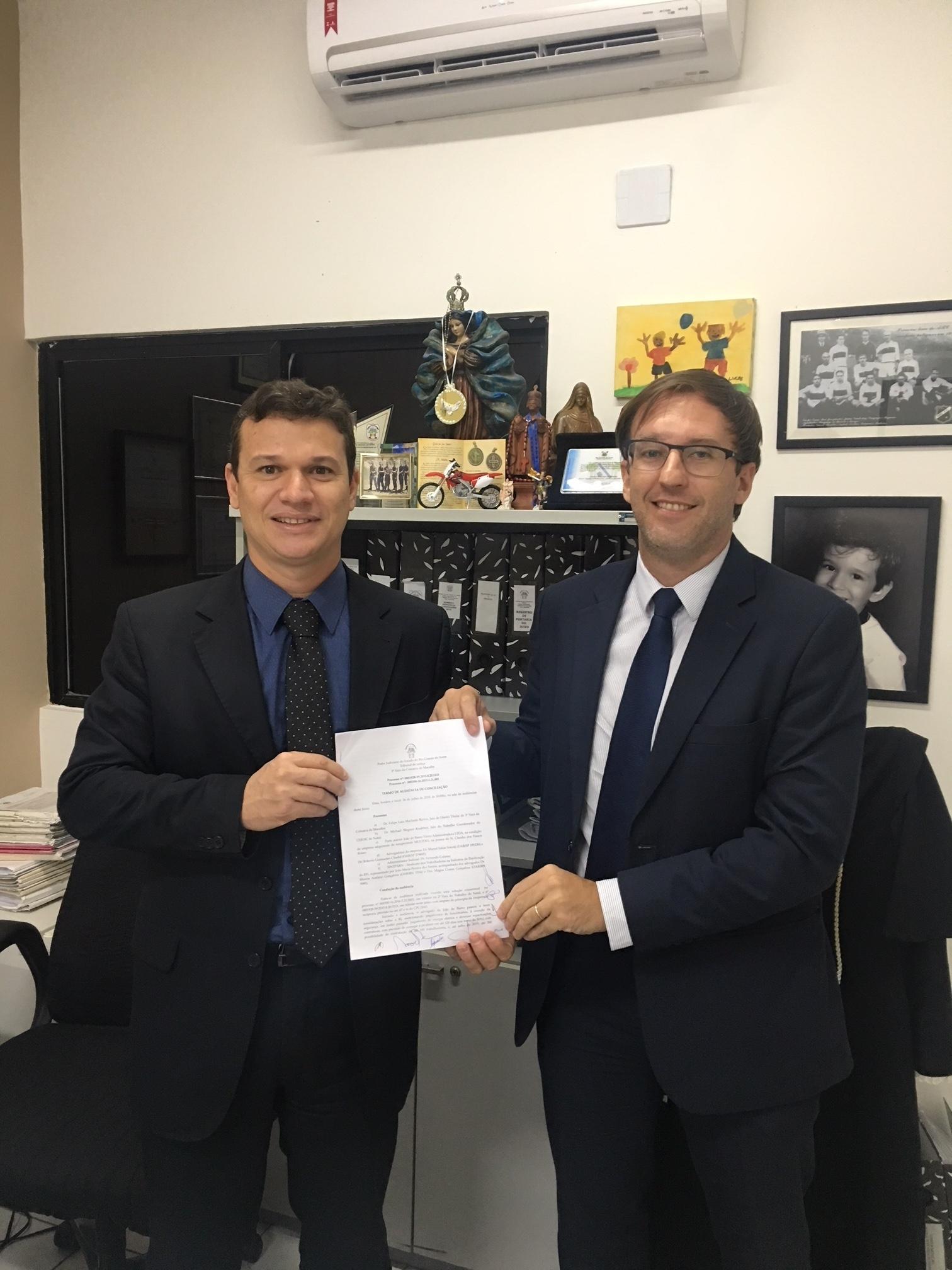 Cooperação entre Justiça Estadual e Trabalhista gera acordo que evita falência da empresa Multdia
