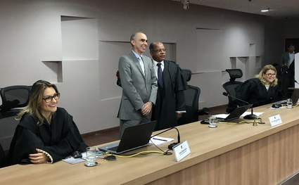 Desembargador Glauber Rêgo é eleito novo Presidente do TRE-RN