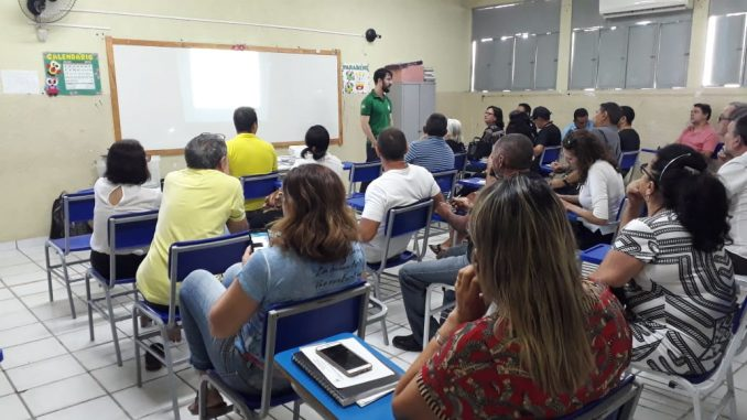 Educação prepara professores para II Feira de Ciência em Mossoró