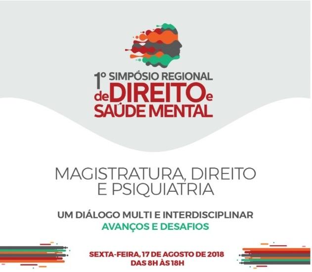 I Simpósio Regional de Direito e Saúde Mental será realizado em Mossoró