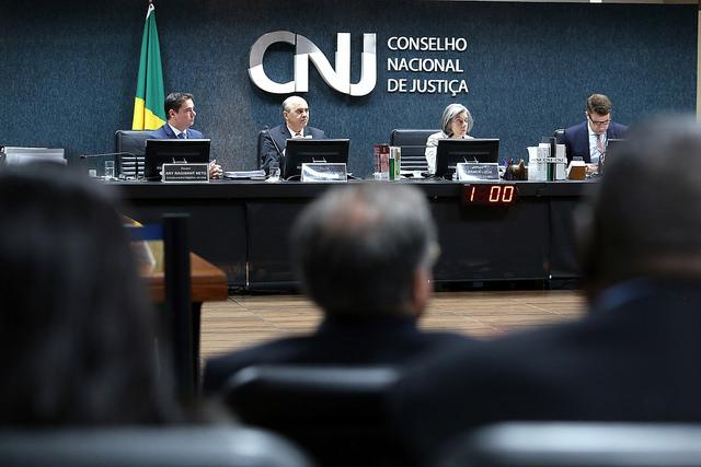 Votações em bloco dobraram julgamentos do CNJ no 1º semestre de 2018