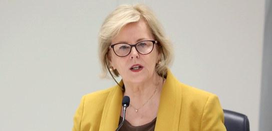 Ministra Rosa Weber encontra-se com presidentes dos TREs para discutir detalhes da eleição de 2018