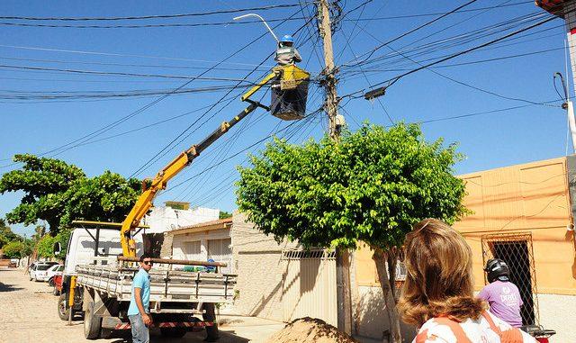 Serviços de Infraestrutura alcançam todas as zonas de Mossoró