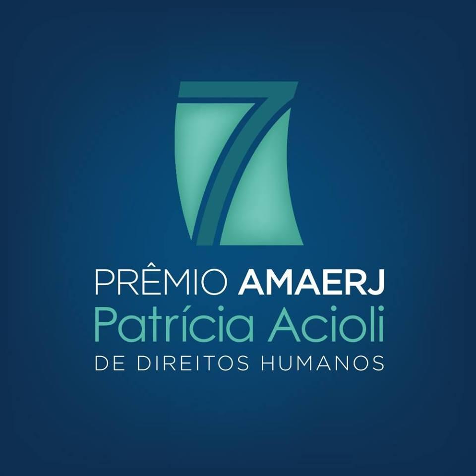 VII Prêmio AMAERJ Patrícia Acioli de Direitos Humanos está aberto para inscrições