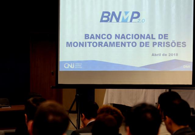 Consultas públicas de prisões passam a ser feitas pelo BNMP 2.0