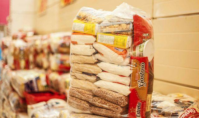 Em Mossoró, cesta básica teve custo médio de R$ 257,35 no mês de agosto