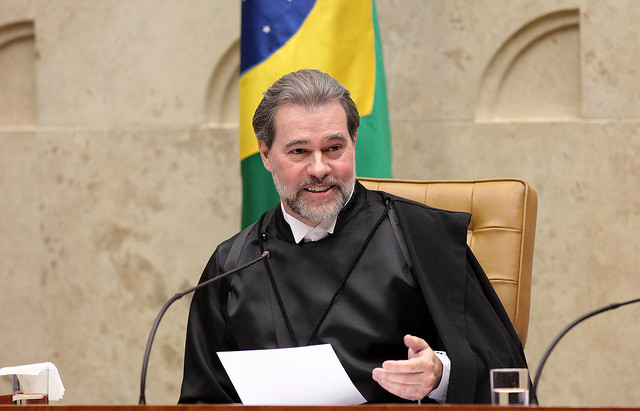 Em posse, Toffoli defende Justiça mais próxima do cidadão e da realidade social