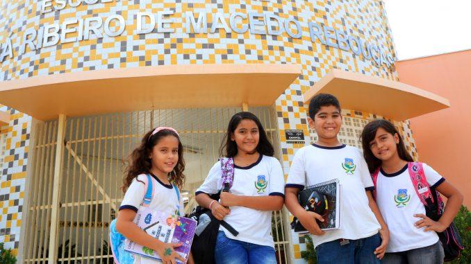 Lei Municipal assegura que irmãos sejam matriculados na mesma escola em Mossoró