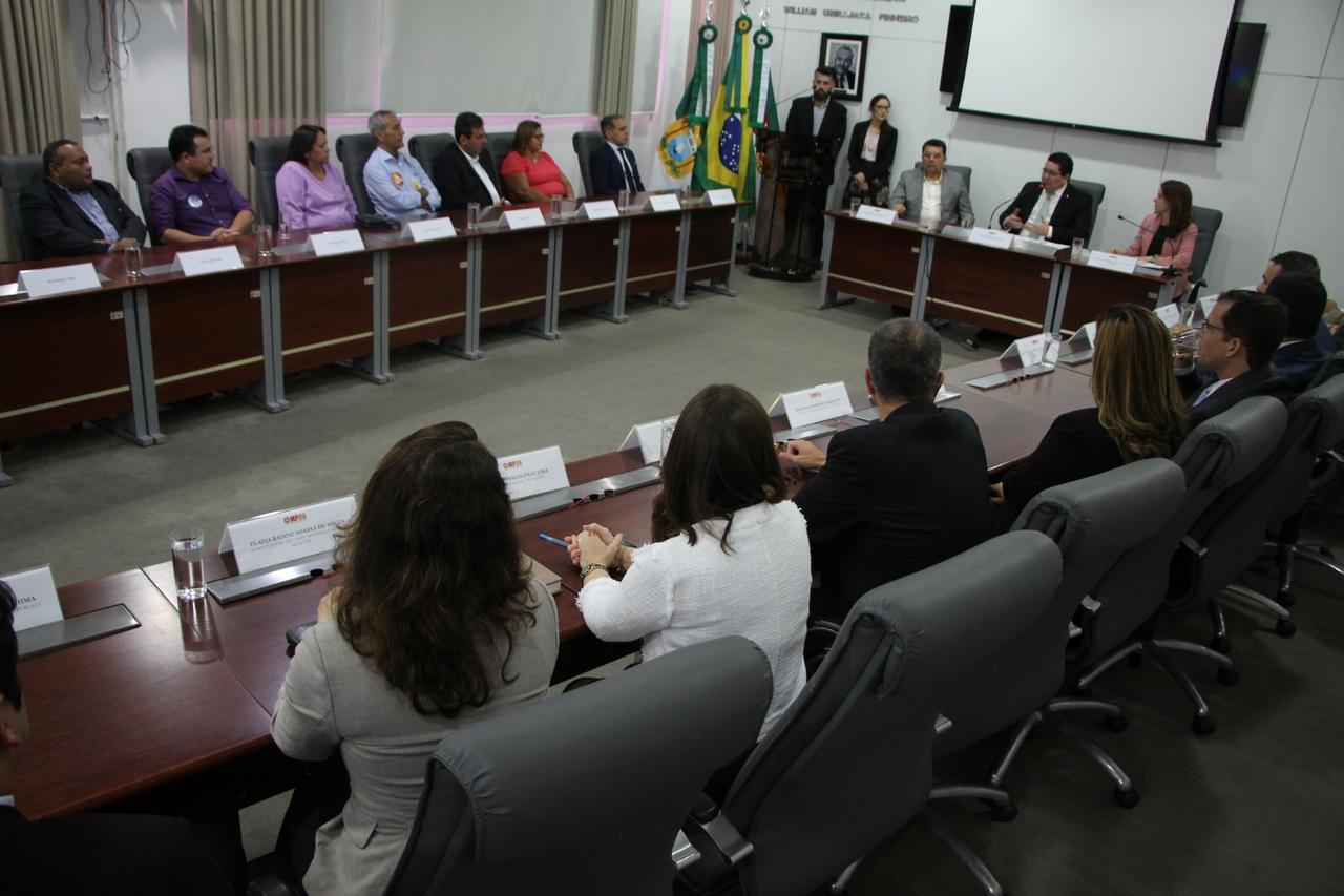 MPRN apresenta Agenda Propositiva com 120 medidas a serem atendidas pelo(a) futuro(a) governador(a) do RN