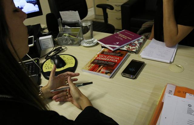Maria da Penha manual de gestão de juizados já está atualizado
