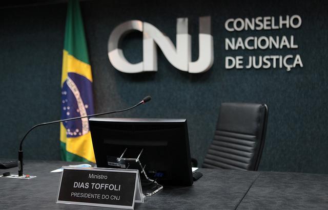 Ministro Toffoli preside primeira sessão plenária do CNJ