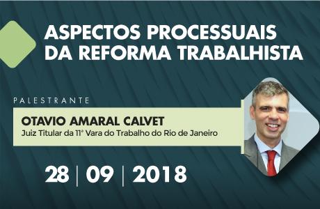 TRT-RN vai realizar curso sobre aspectos processuais da Reforma Trabalhista