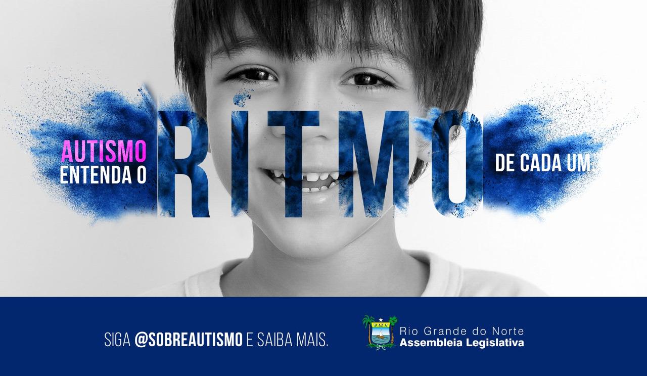 Autismo é tema de campanha e será discutido em audiência pública