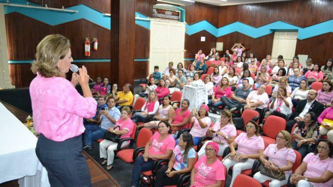 Campanha Outubro Rosa é lançada oficialmente em Mossoró