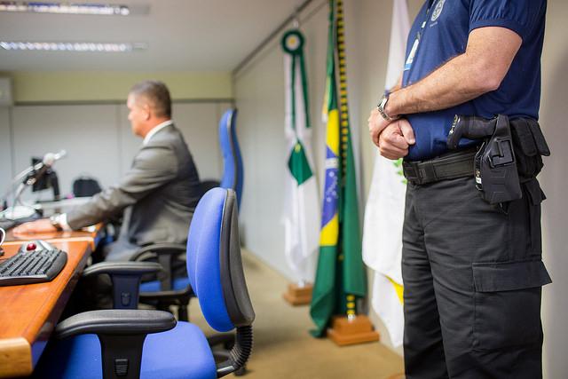 Corregedor externa preocupação com a segurança dos magistrados brasileiros