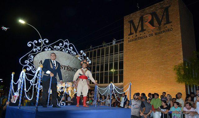 Cortejo Cultural celebra a liberdade do povo de Mossoró