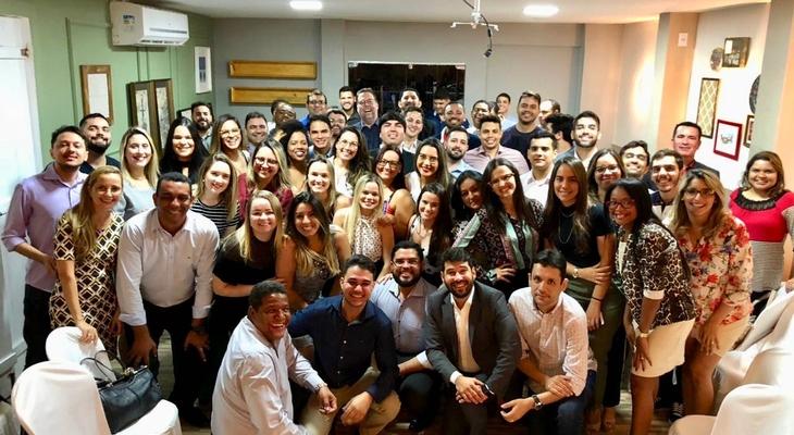 Jovens advogados de Mossoró debatem ideias e desafios do exercício da profissão