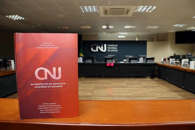 Livro da OAB examina julgados do CNJ sobre prerrogativas da advocacia