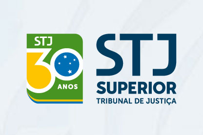 STJ lança logomarca comemorativa de seus 30 anos