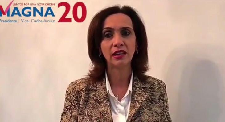 """""""Mancha sobre a advocacia e sobre a OAB após essas eleições está posta"""", avalia Magna Letícia"""