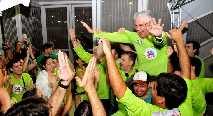 Aldo Medeiros é eleito presidente da OAB no Rio Grande do Norte