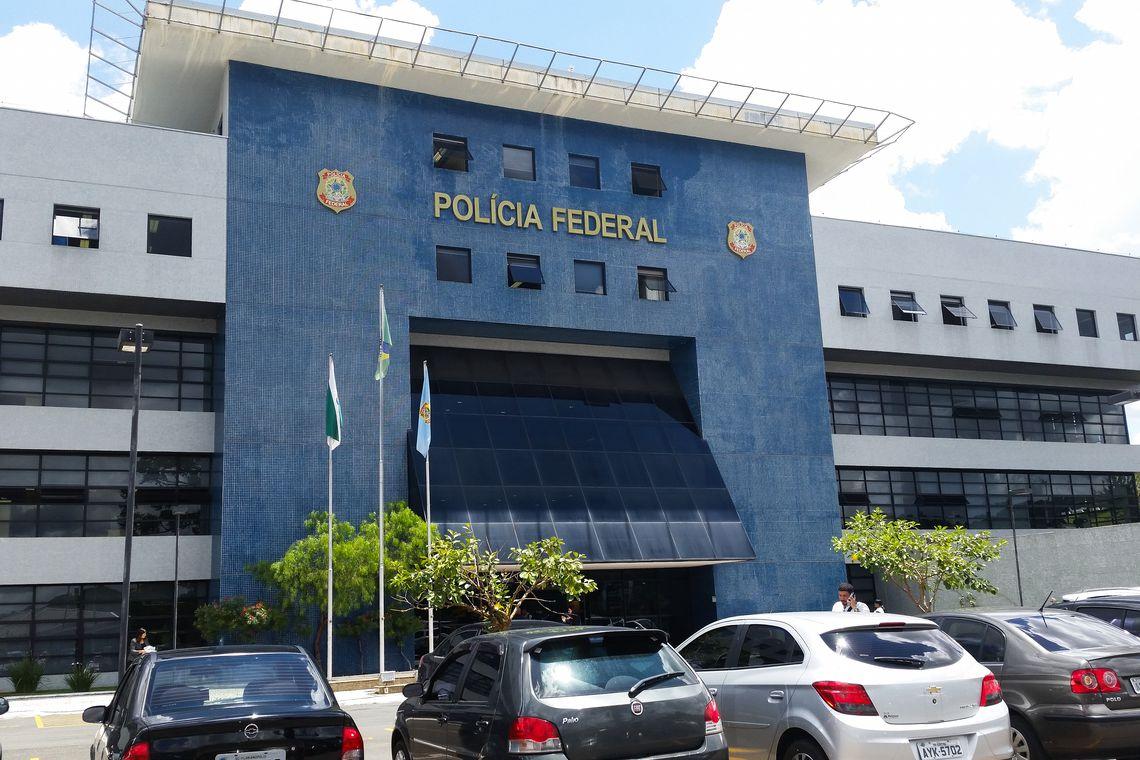 Sede da Polícia Federal em Curitiba(André Richter - Enviado Especial da Agência Brasil/EBC)