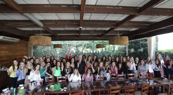 Mulheres advogadas anunciam apoio a Aldo Medeiros para OAB-RN