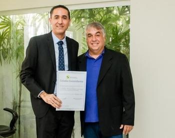 Presidente da OAB Goianinha recebe título de cidadão por serviços prestados à advocacia da região Agreste