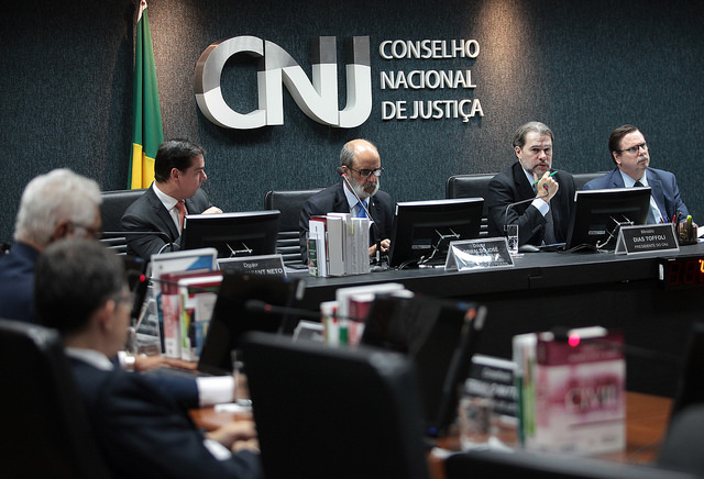 283ª Sessão inclui processo contra Moro e conduta de 11 juízes em redes sociais