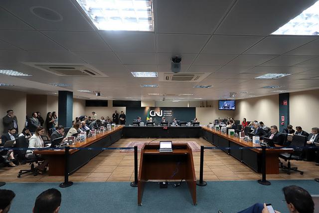 Conselho Nacional de Justiça julga 804 processos em 2018