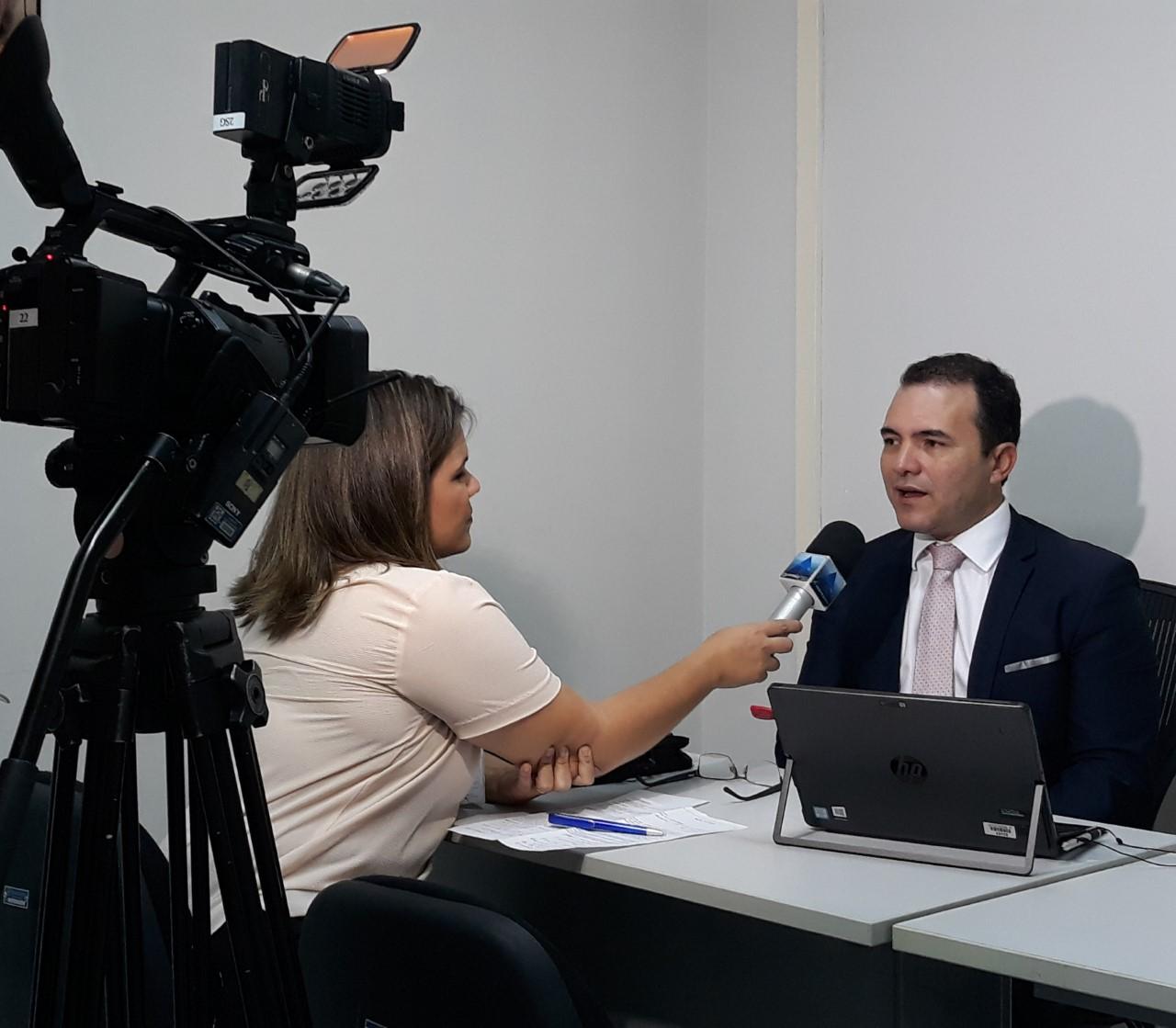 Juiz auxiliar da Corregedoria Nacional de Justiça realiza atendimento a cidadãos