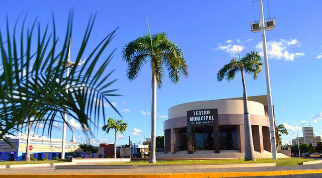Teatro Municipal Dix-huit Rosado terá site próprio