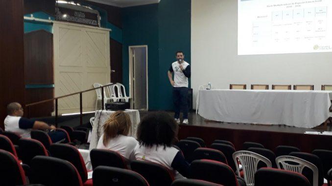 Instituto Esporte & Educação realiza 1º encontro de 2019 com professores de Educação Física em Mossoró