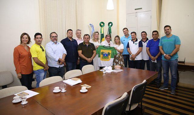 Mossoró recebe visita técnica do COB como candidata a sediar Jogos da Juventude
